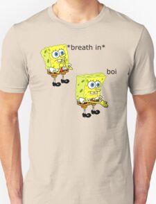 Spongebob boi Meme! #2 Unisex T-Shirt