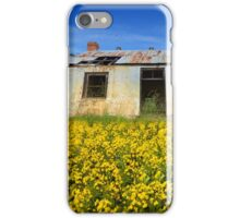 The house time forgot, New Norcia, Western Australia iPhone Case/Skin