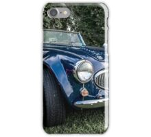 Healey Clone iPhone Case/Skin
