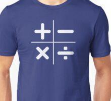 MATH logo Unisex T-Shirt