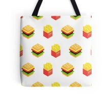 Burger x Fries Tote Bag