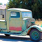 Crazy Old Truck by Martha Sherman