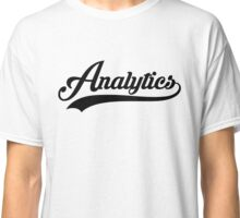 Team Analytics Tee Classic T-Shirt