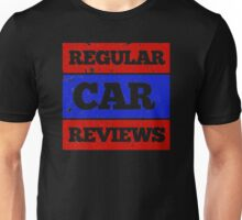 regular car reviews Unisex T-Shirt