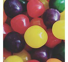 Sour Balls Photographic Print