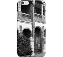 Heritage Terraces iPhone Case/Skin
