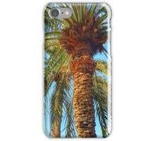 Palm Tree skyscape iPhone Case/Skin