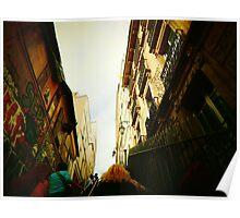 La Rue Poster