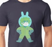 Space Rabbit England Unisex T-Shirt