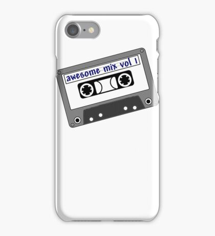 Awesome Mix iPhone Case/Skin