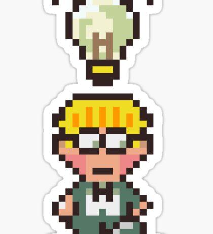 Jeff - Earthbound Sticker