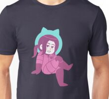 Space Cat China Unisex T-Shirt