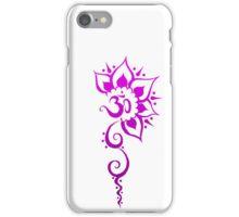 Rising Om - Playful Pink iPhone Case/Skin