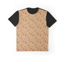 Autumn Happiness Graphic T-Shirt