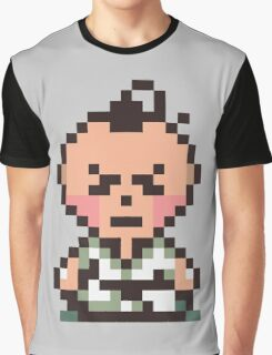 Poo - Earthbound Graphic T-Shirt