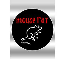 Mouse Rat (Authentic Edition)  Photographic Print