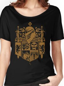 Iron Coat of Arms - IB Edition Women's Relaxed Fit T-Shirt
