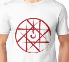 Full Metal Alchemist - Human Transmutation Unisex T-Shirt
