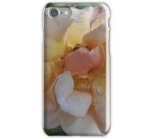Wet The Flowers iPhone Case/Skin