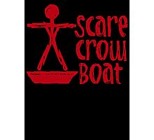 "BRAND NEW Scare Crow Boat ""Bachelor Party"" Edition Shirt  Photographic Print"