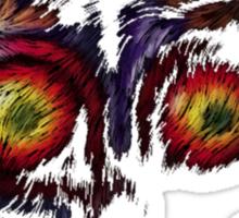 Furry Majora's Mask Sticker