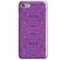 Purple Illusion iPhone Case/Skin