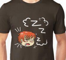 Mystic Messenger- 707 Sleeping Unisex T-Shirt
