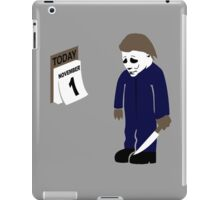 A Day Late iPad Case/Skin