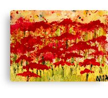 A Cherished Thought Canvas Print