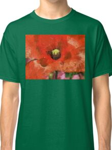 Red Sensation Classic T-Shirt