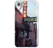 Chips and Poker iPhone Case/Skin