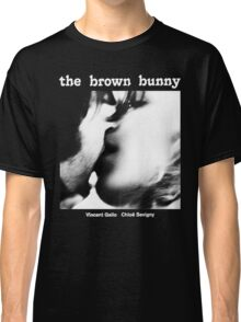 THE BROWN BUNNY -VINCENT GALLO- Classic T-Shirt