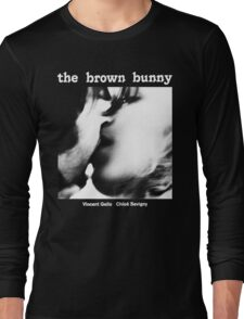 THE BROWN BUNNY -VINCENT GALLO- Long Sleeve T-Shirt