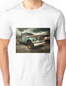 Abandoned Studebaker Champ Pickup Unisex T-Shirt