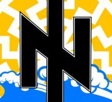 Azov Battalion Emblem Sticker