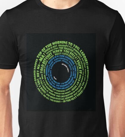 Jacksepticeye Quotes Unisex T-Shirt