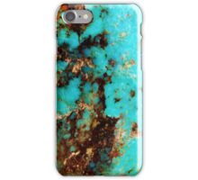 Turquoise I iPhone Case/Skin