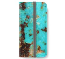 Turquoise I iPhone Wallet/Case/Skin