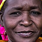 Face of Africa by indiafrank