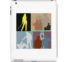 Quentin Tarantino Movie Collage iPad Case/Skin