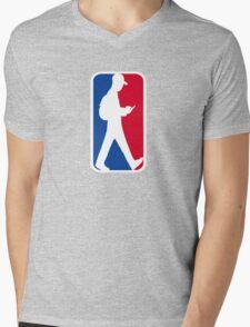 nba pokemon go Mens V-Neck T-Shirt