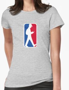 nba pokemon go Womens Fitted T-Shirt