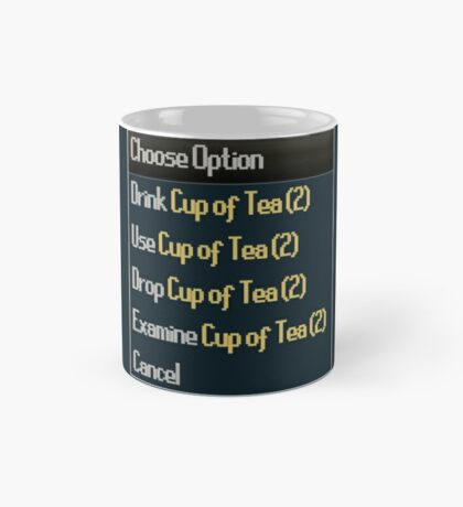 RuneScape-Choose Option Mug
