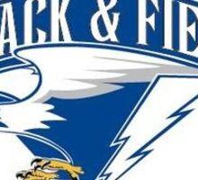 AFA Track & Field Sticker