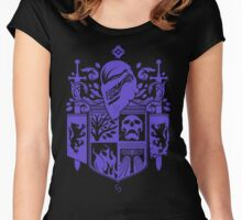 Iron Coat of Arms - FWC Edition Women's Fitted Scoop T-Shirt