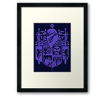 Iron Coat of Arms - FWC Edition Framed Print