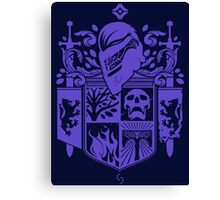 Iron Coat of Arms - FWC Edition Canvas Print