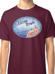 Welcome to Ocean Town! Classic T-Shirt