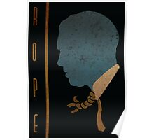 """""""Rope"""" Poster"""