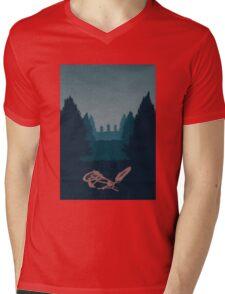 Very Strange Indeed Mens V-Neck T-Shirt